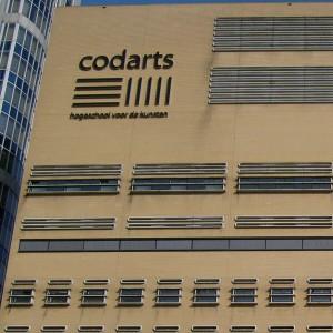 Codarts Building, Rotterdam